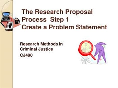 Background on research proposal
